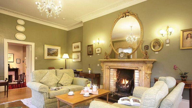 Rathmullan House Drawing Room