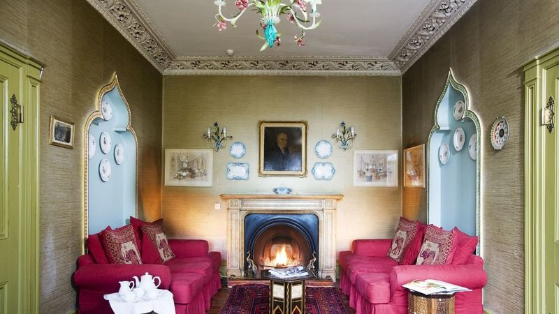Rathmullan House Raja Room